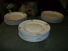 Taylor Smith & Taylor IONA Fine China - Old Restaurant Ware - c1900