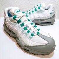 Nike Air Max 95 Essential Light Pumice/Clear Emerald (749766-032) Men's Size 11