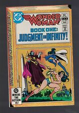 DC Comic  WONDER WOMAN  #291 May 1982 Book one Judgement in Infinity!  60c USA