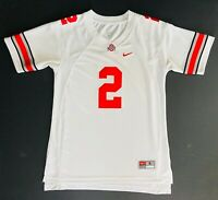 Nike Ohio State Buckeyes #2 Young / Dobbins Youth Small Sewn Jersey