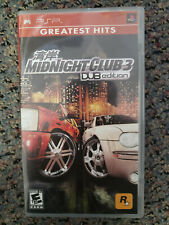 Midnight Club 3 Dub edition (Sony PSP)