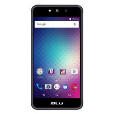 NIOB Blu Grand M G070Q Android Unlocked Dual Sim Smartphone Black UA2-2/16