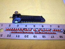 SUZUKI GSXR1000 NEW LEFT FRONT DRIVER FOOT PEG 43526-37H10 GSXR GSX-R 1000 lm