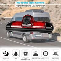 Auto 3rd Bremslicht LED Nachtsicht Rückfahrkamera für Citroen Jumper Fiat Ducato