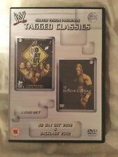 WWE Tagged Classics - No Way Out & Backlash 2002 DVD WWF Rare 02