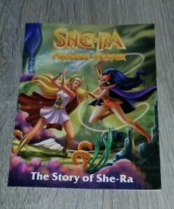 """SDCC 2016 12"""" mini comic only the story of Shera Mattel Barbie Exclusive packin"""