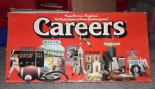 RARE VINTAGE Careers Board Game Parker Brothers 1979 Complete Classic