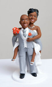 hand made personalised gay lesbian straight wedding cake topper as seen on tv