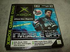 Official Xbox Magazine Demo Disc 27  (Xbox, 2004)