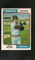 10624* 1974 Topps # 388 Phil Roof NM-MT
