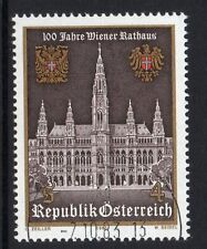 AUSTRIA SG1976 1983 VIENNA TOWN HALL FINE USED