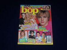 2005 SEPTEMBER BOP MAGAZINE - JESSE MCCARTNEY COVER - SP 4948