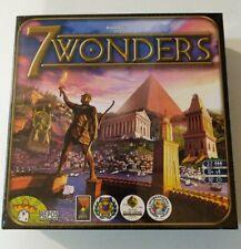 7 Wonders Board Game - Brand New & Sealed Seven Wonders Age 10+ Award Winner