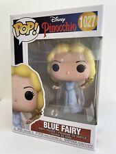 Disney Funko Pop! Pinocchio Blue Fairy #1027 Vinyl Figure