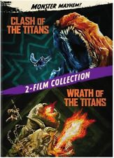Clash of the Titans / Wrath of the Titans [New DVD] 2 Pack, Eco Amaray Case
