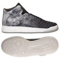 Adidas Veritas Mid AllOver Graphic Print B34235 Core Black/White Men's Shoes