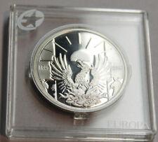 Silbermünzen der Europastern-Serie - Euro-Münzen - Silber - Europa