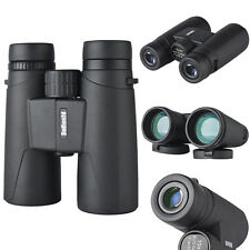 Outdoor 10x42 Zoom Binoculars Telescope Night Vision for Camping Hunting + Case