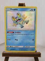 Pokemon Card Shiny Vault FROAKIE Ultra Rare Holo SV11/SV94 Hidden Fates NM/MINT