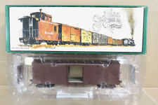 More details for san juan car co 3000 on3 un decorated box car wagon mint boxed oa