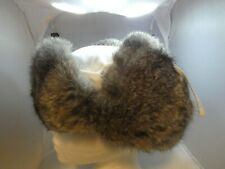 TRAPPER STYLE FUR HAT by GKS SIZE SMALL