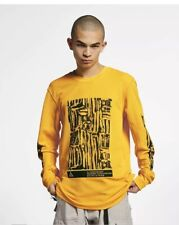 Nike ACG Thermal Waffle Long Sleeve Shirt New BQ3450 728 Size XL
