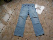 J1992 Wrangler Dayton Jeans W31 L32 Hellblau Gut