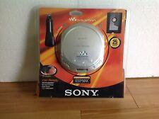 New & Sealed Sony Walkman CD Player Portable Discman