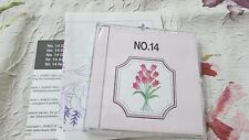 Brother Bernette Deco Embroidery Card Flowers/Floral #14 OOP EXCELLENT BRAND NEW