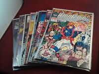 WildC.A.T.S. #1,3,4,7,12,15,16,17,19,20,21,24,40. Wildcats comic book Lot