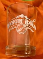 Bangin' Banjo Brewing Company Shot Glass Pompano beach, Florida