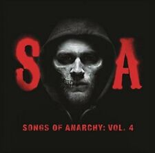 Songs From Sons of Anarchy Volume 4 CD Album Soundtrack TV Show Music