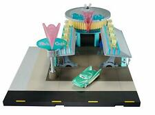 Disney Cars Precision Series Flo's V8 Cafe NEW & NRFB CMJ18 (Box MINORshelfwear)