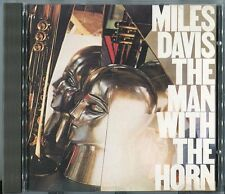 Miles Davis CD THE MAN WITH THE HORN © 1981/85 Japon for Europe # CDCBS 84708