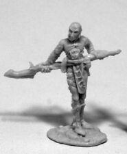 1 x EREDIAN MERCENARY MAGE - BONES REAPER figurine miniature jdr rpg d&d 77411
