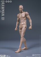 DAM TOYS DPS01 Male DARWMAN 1/12 Action Figure IN STOCK