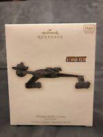 2009 Hallmark Keepsake Ornament - Star Trek: Klingon Battle Cruiser