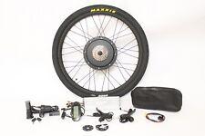 48V 1500W 27.5 Zoll Hinterrad E-Bike ebike Umbausatz mit Reifen und Schlauch Neu