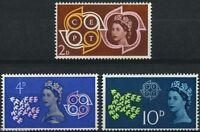 GB 1961 Commemorative Stamps~CEPT.~Unmounted Mint Set~UK Seller