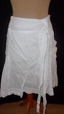 Jupe Esprit Blanc Taille 38 à - 49%