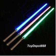 """Star Wars Light Up Laser 29"""" Lightsaber/Sabre/Sword - Comes w/3 Lightsaber Sword"""