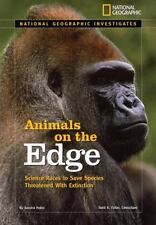 National Geographic Investigates Science: Animals on the Edge : Science Races...