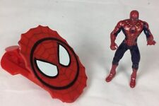 Very Rare Spider-Man Animated Figure Toy Biz 1995 With Flipper