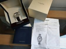 Longines Master Collection Automatic Watch L2.518.4 Boxes and official papers