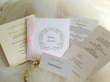 Woodland Wedding Stationery, Wedding Invites, RSVPs, Menus, Place Cards.