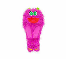 "Outward Hound Squeakimal Lip Monster 21"" Pet Dog Soft Fetch Toys Accessories"