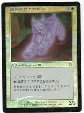 MTG FOIL JAPANESE Spectral Lynx - NM - Apocalypse Rare Magic the Gathering