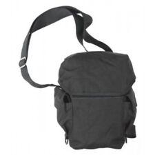 Voodoo Tactical Adjustable Deluxe Black Padded Drop Leg Gas Mask Carrier