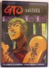 GTO Great Teacher Onizuka | The Complete Anime Series Collection DVD Set