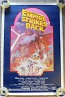 Vintage 1982 The Empire Strikes Back Rerelease One-Sided Poster Star Wars